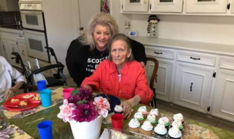 December 2018 senior activities at Dignified Living in Richardson, TX